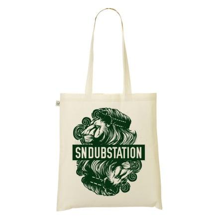 Image of SNDUBSTATION GREEN LION FESTIVAL/TOTE BAG