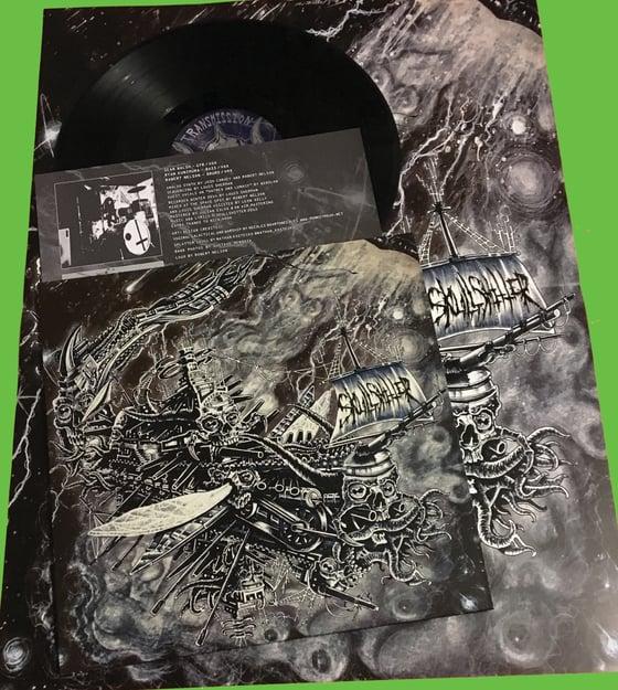 Image of Transmission Command Vinyl LP