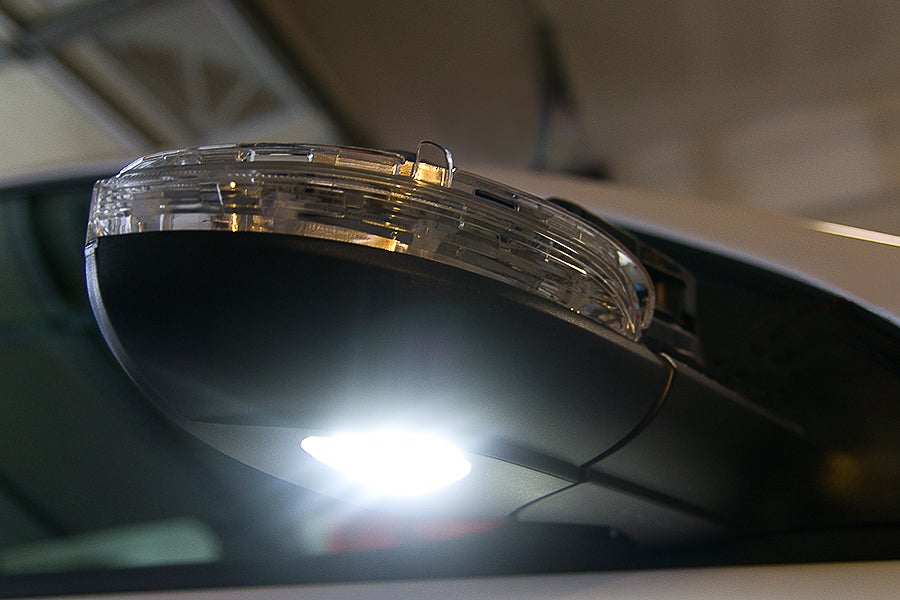 Image of Puddle LED Set - Crisp White - No Errors - Lifetime Warranty fits: Volkswagen CC