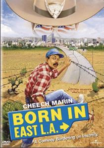 Image of Born in EAST L.A. CHEECH MARIN DVD Classic CHICANO MOVIE