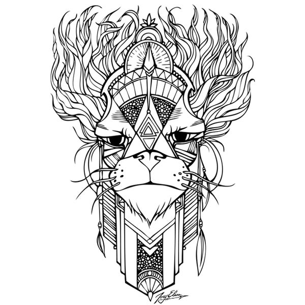 Image of Little Lion TSHIRT