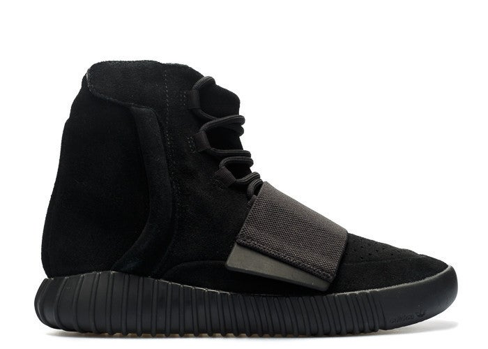 Image of Adidas Yeezy BOOST 750  (BLACK)