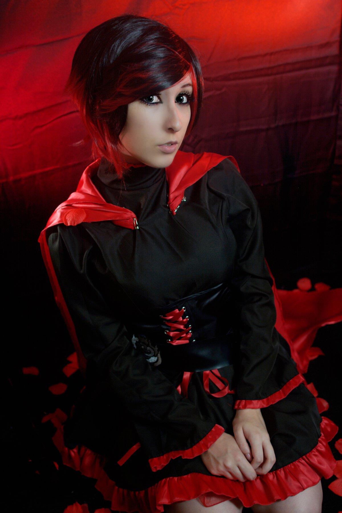 Image of Ruby Rose (RWBY) Photoset