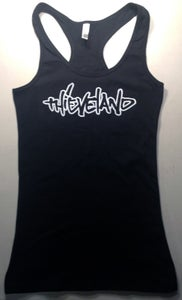 Image of Thieveland Classic Girls TBar Tank