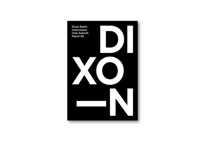 Image of Poster «Dixon»