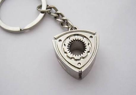 Image of Rotary Key Ring