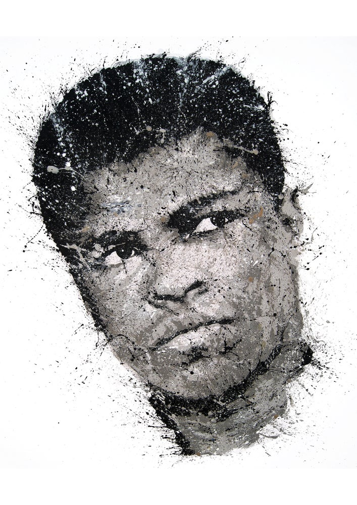 Image of MUHAMMAD ALI (Ltd Edition Print)
