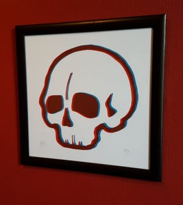 Image of Anaglyph 3D Art Print