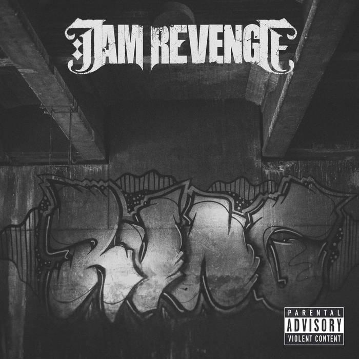 Image of I Am Revenge - RVNG CD