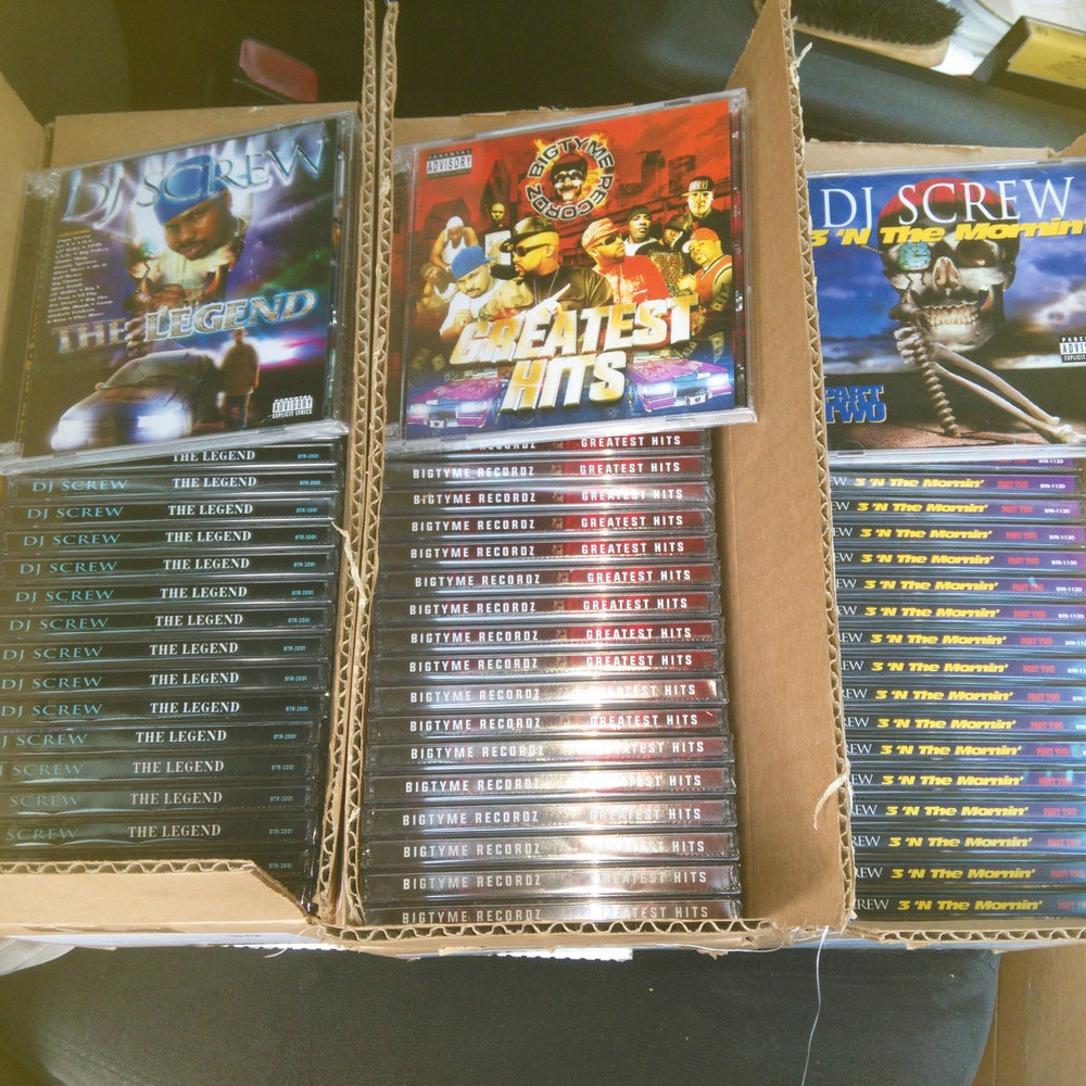 Image of 3 CD PACK