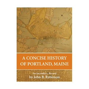 Image of A Concise History of Portland, ME