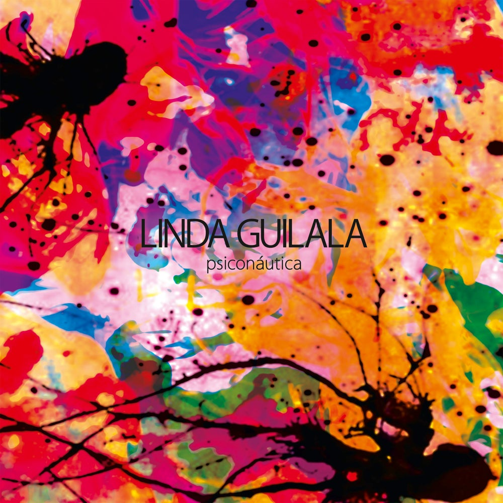 "Image of LINDA GUILALA - Psiconáutica (12"" LP or CD Digipak)"