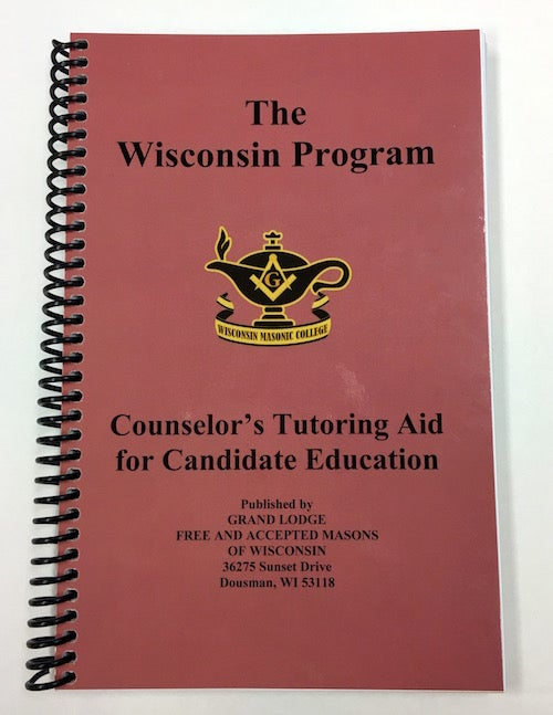 Image of The Counselor's Tutoring Aid for Candidate Education