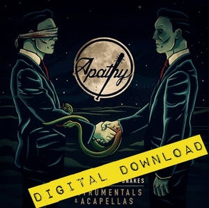 Image of [Digital Download] Apathy - Handshakes With Snakes (Instrumentals + Acapellas) - DGZ-039