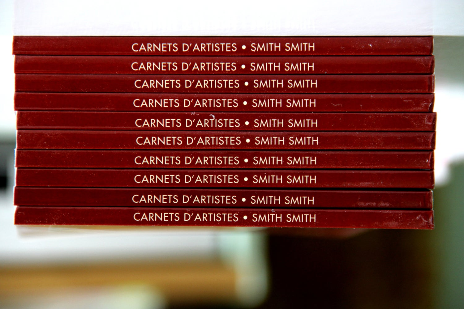 "Image of Smith Smith ""Carnets d'Artistes"" Collages"