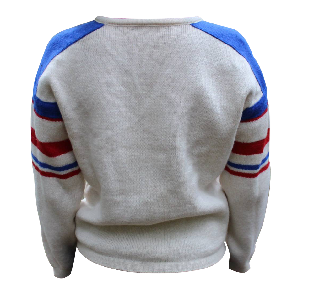 Image of Lady's Retro amusement sweater