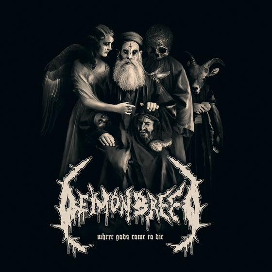 Image of Demonbreed • Where Gods Come To Die (CD)