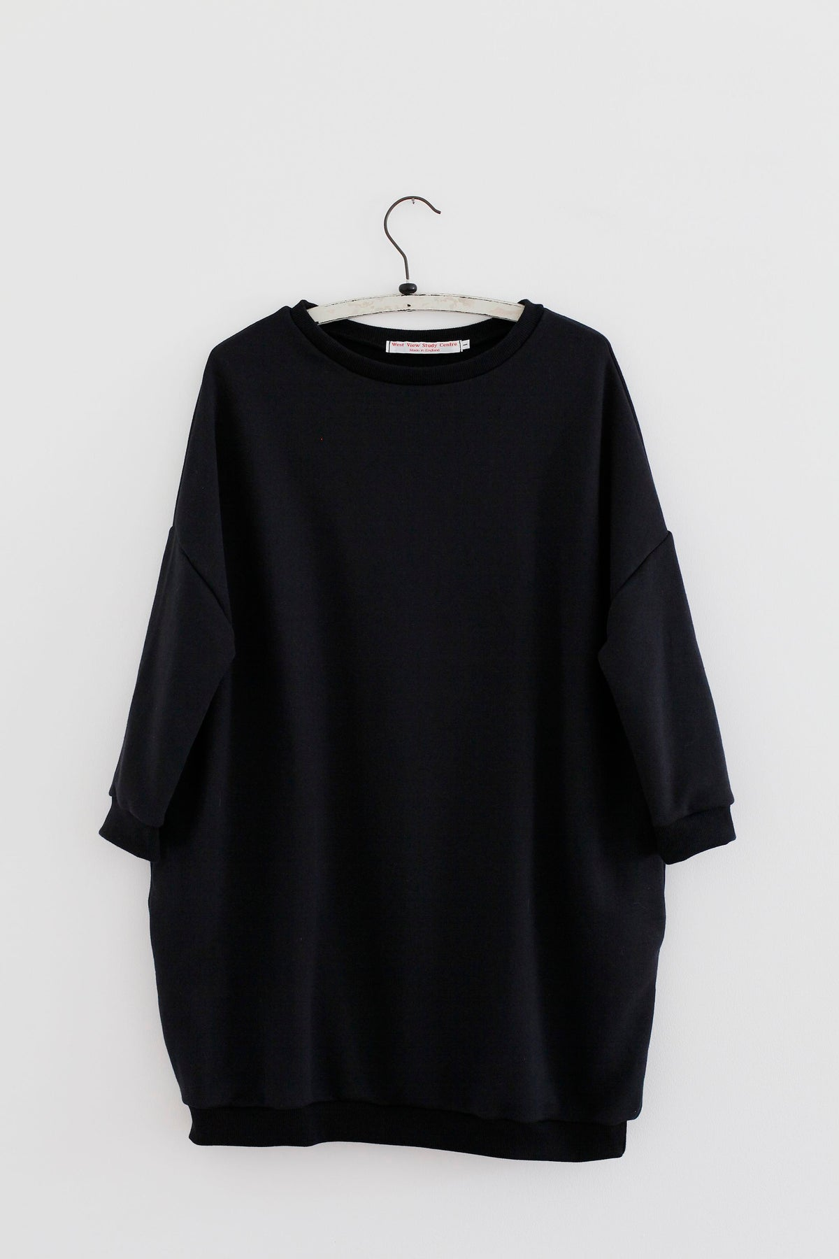 Image of Mid length Oversized Sweatshirt
