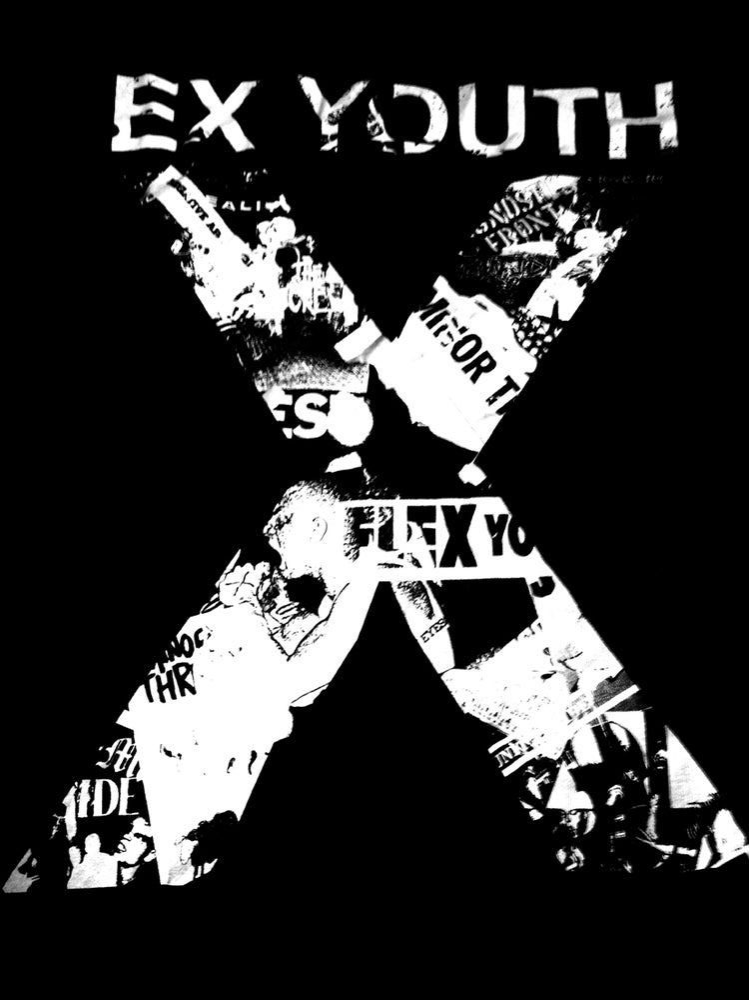 Image of Ex Youth Shirt • Black