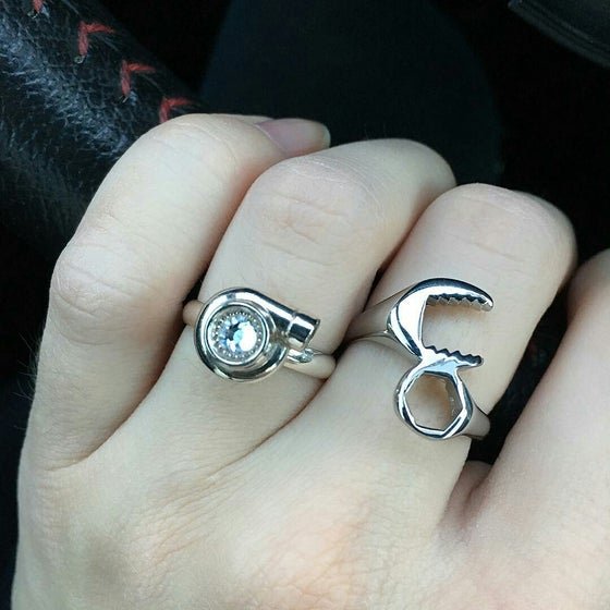 Image of Women's Wrench Rings