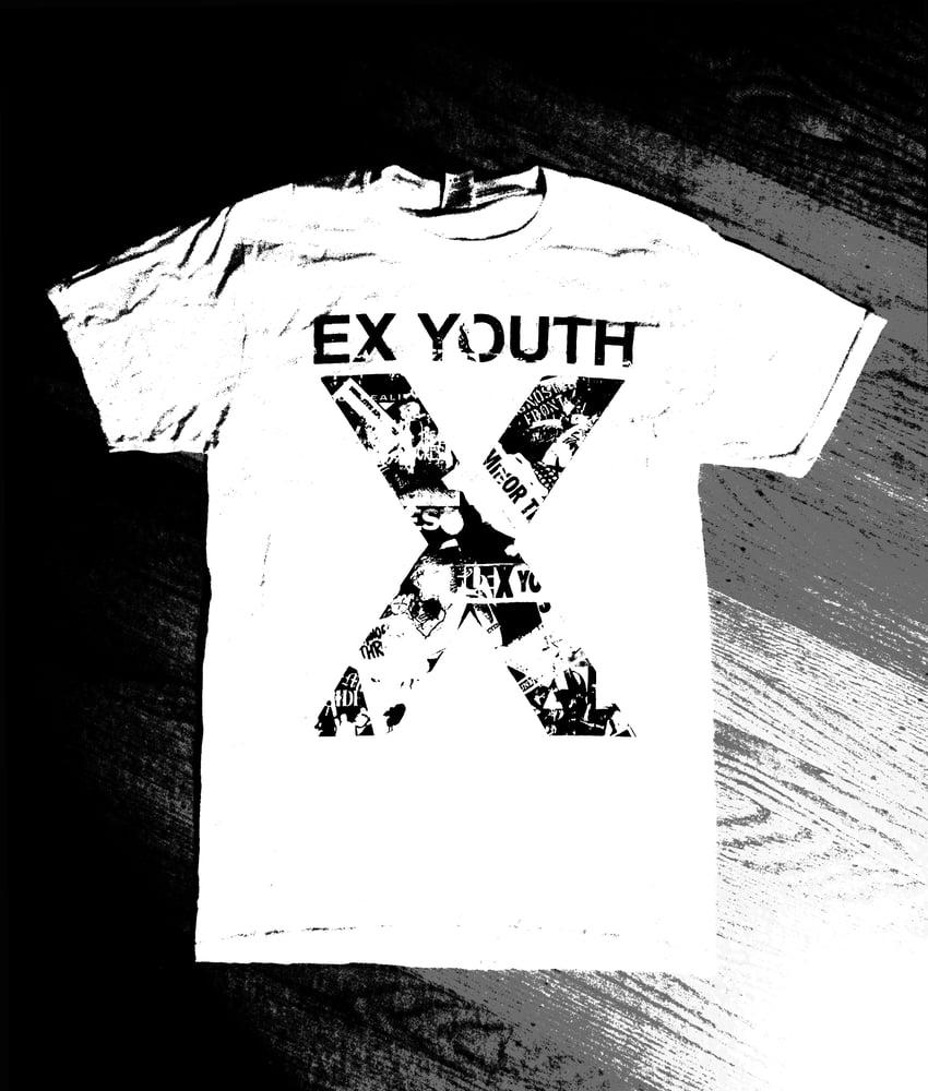 Image of Ex Youth Shirt • White