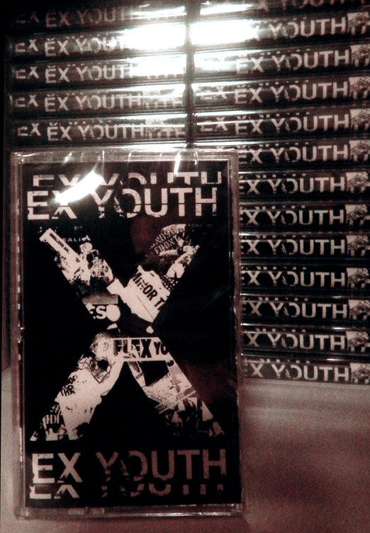 Image of Ex Youth Demo Cassette