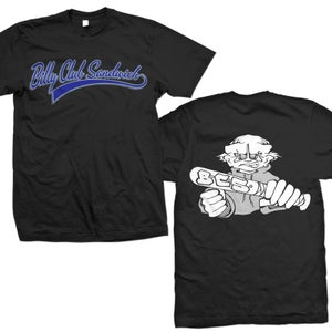 "Image of BILLY CLUB SANDWICH ""Logo Demo"" T-Shirt"