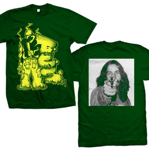"Image of BILLY CLUB SANDWICH ""Old School OG"" Green T-Shirt"