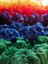 The Rainbow bundle, Crinkle Ribbon