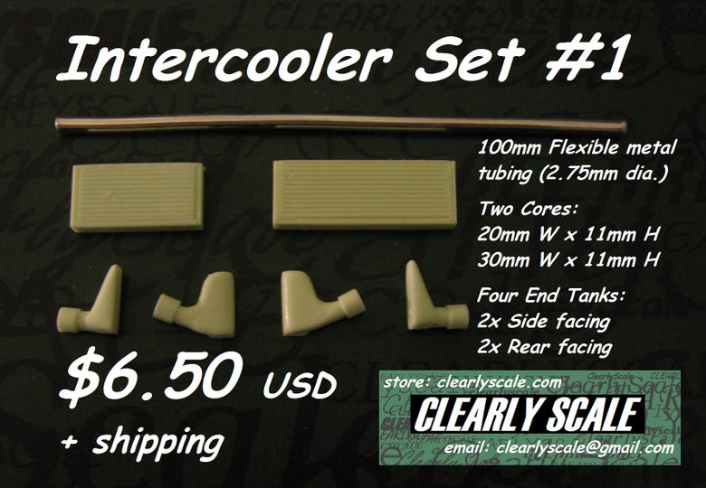 Image of Intercooler Set #1