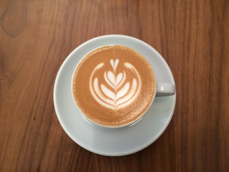 Image of Latte Art