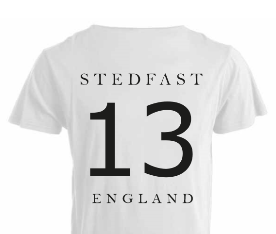 Image of Stedfast England Slim Fit tshirt