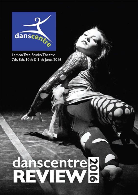 Image of Danscentre Review 2016