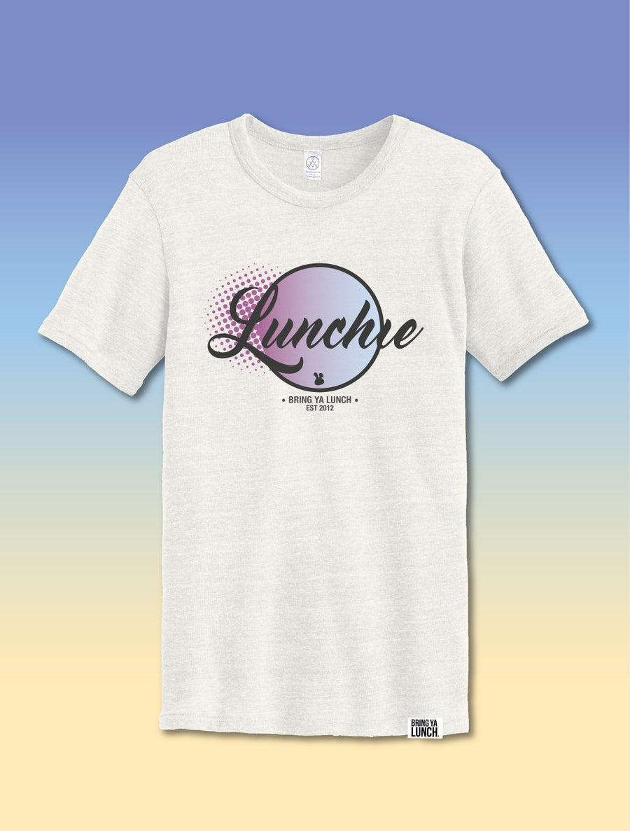 Image of White '89 Lunchie
