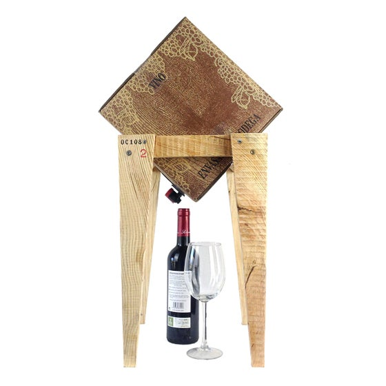 Image of OC108-2 Bag in Box Wine Legs