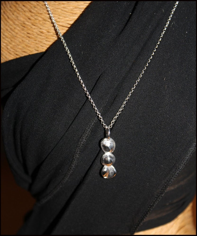 Image of Three Dot Pendant
