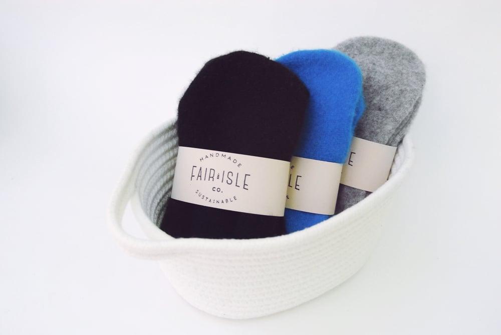 Image of Cashmere socks