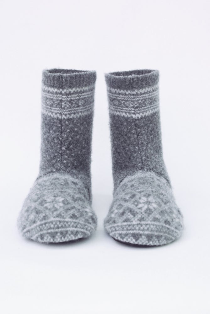 Image of Wool Slippers