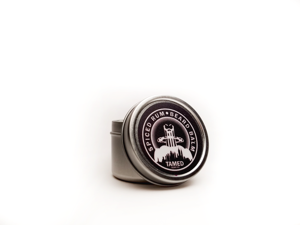 Image of TAMED Spiced Rum Beard Balm