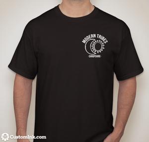 Image of Modern Tribes Moon Cresent Tshirt