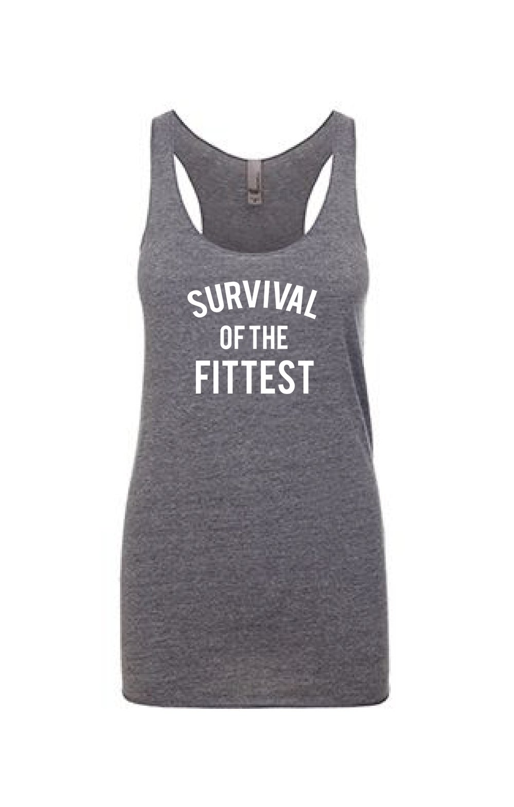 Image of Survival of the Fittest - Women's Tank