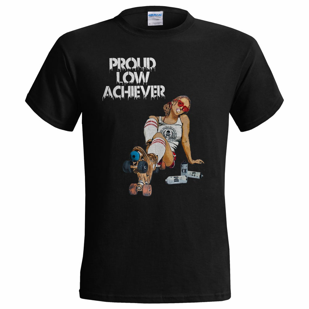 Image of Mens Proud Low Achiever T-shirt