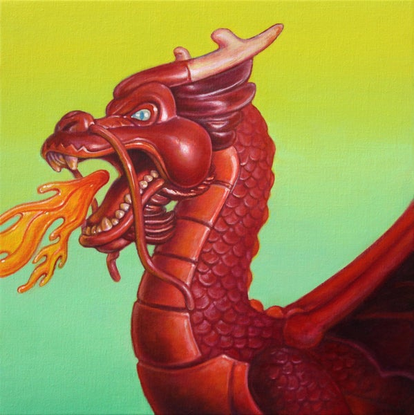 Image of Dragon's Breath // Giclee Artist Print