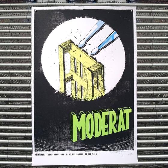 Image of MODERAT / Barcelona 2016