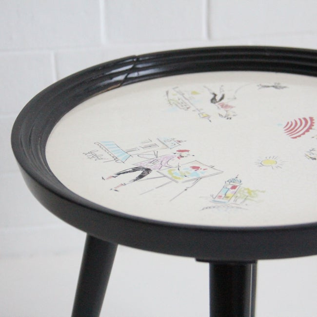 Image of Echt Keramik ceramic table
