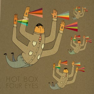 Image of Hot Box - Four Eyes LP