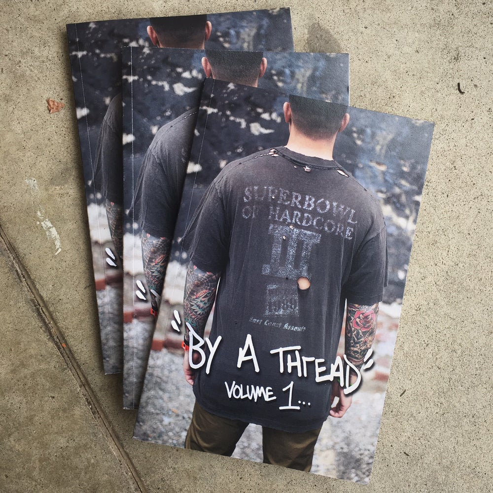 Image of By A Thread Issue 1