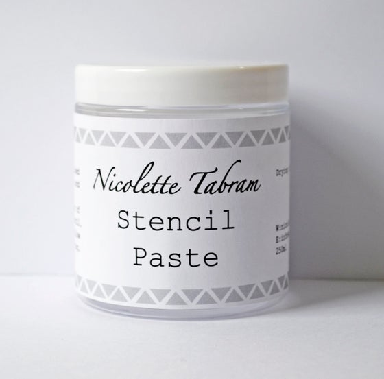 Image of Stencil Paste 250ml