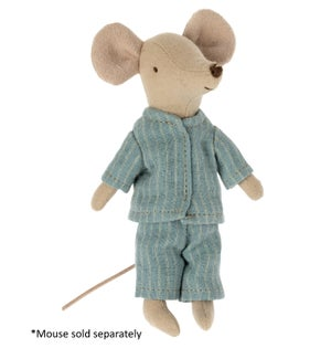 Image of Maileg - Pyjamas For Big Brother Mouse (Pre-order)