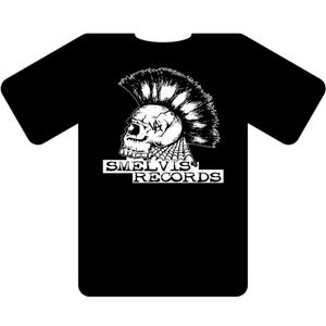 Image of Smelvis Records Shirt